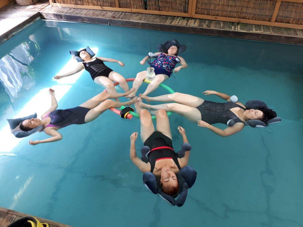 טיפול 5 בנות